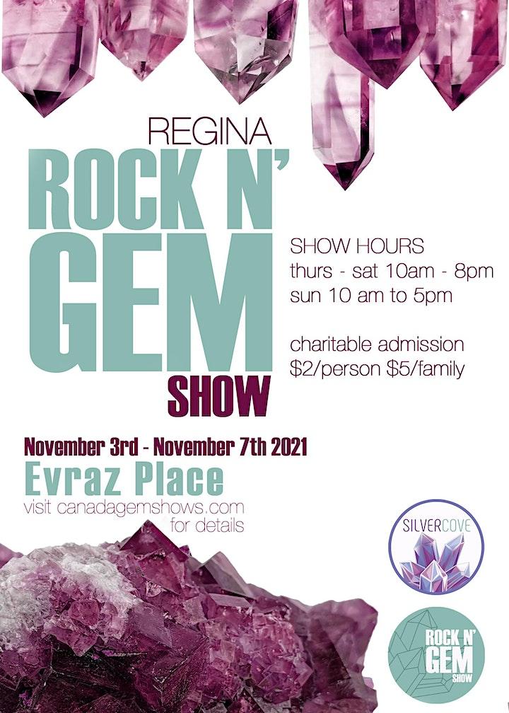 Regina Rock N' Gem Show image