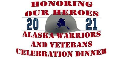 2021 Alaska Veteran's Dinner tickets
