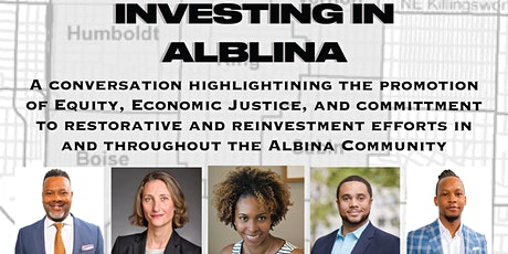 A Conscious Conversation:  Investing In Albina tickets