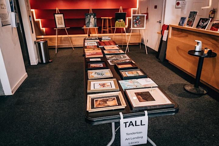 Tenderloin Arts Lending Library image