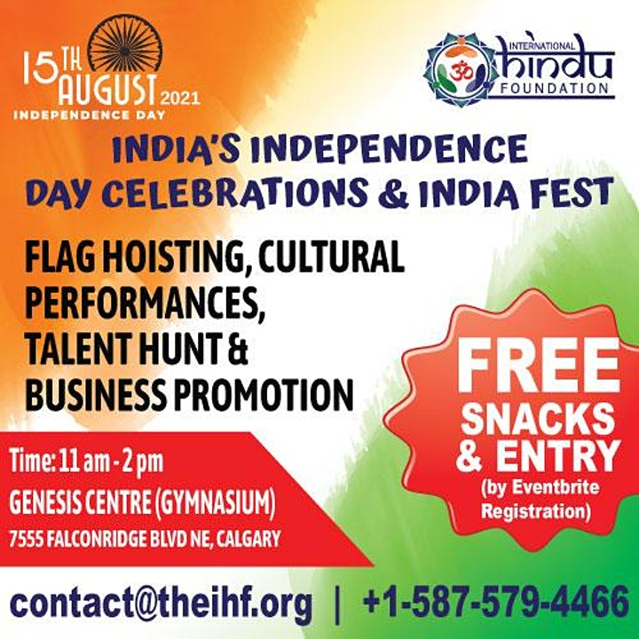 IHF 75th Indian Independence Day Celebrations and Fest image