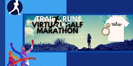 Trail Run Virtual Half Marathon tickets