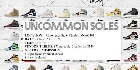 Uncommon Soles tickets