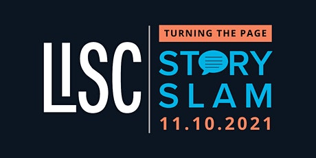 The LISC Story Slam: Turning the Page tickets