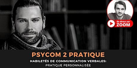 Psycom 2 Pratique - virtuel en direct - 16 octobre 2021 billets