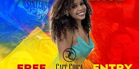 CULTURE THURSDAYS AT CAFE CIRCA tickets