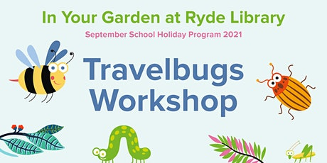 Travelbugs Workshop - AGES 5 Years + tickets