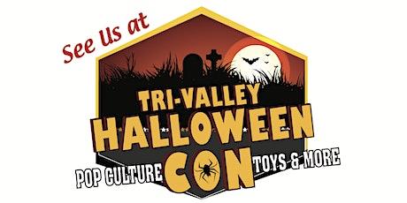 Tri-Valley Halloween Con tickets