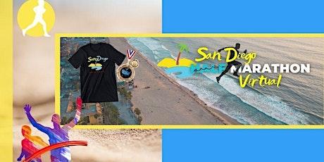 San Diego Half Marathon Virtual tickets
