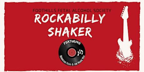 Rock-A-Billy Shaker tickets