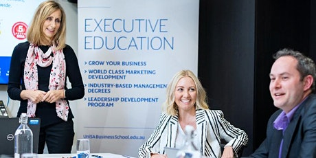 UniSA's Executive Education Online Leadership Program Information Session tickets