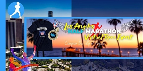 Los Angeles Half Marathon Virtual Race Event tickets