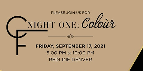 Night 1: Coloùr (VIP only) Upscale event, dress accordingly! tickets