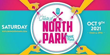 Taste of North Park billets