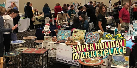 Super Holiday Boutique - 12th annual FREE in Concord tickets