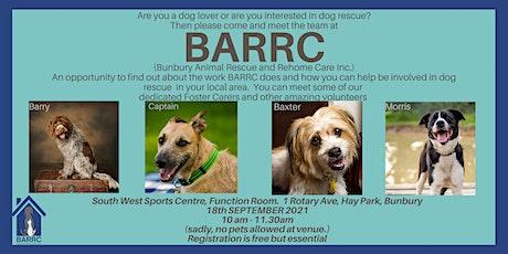 Meet BARRC - Bunbury tickets