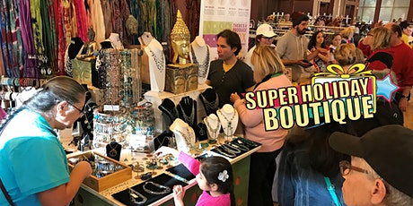 Super Holiday Boutique - 12th annual FREE in Pleasant Hill tickets