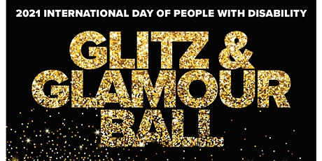 International Day of People with a Disability - Glitz & Glamour Ball tickets