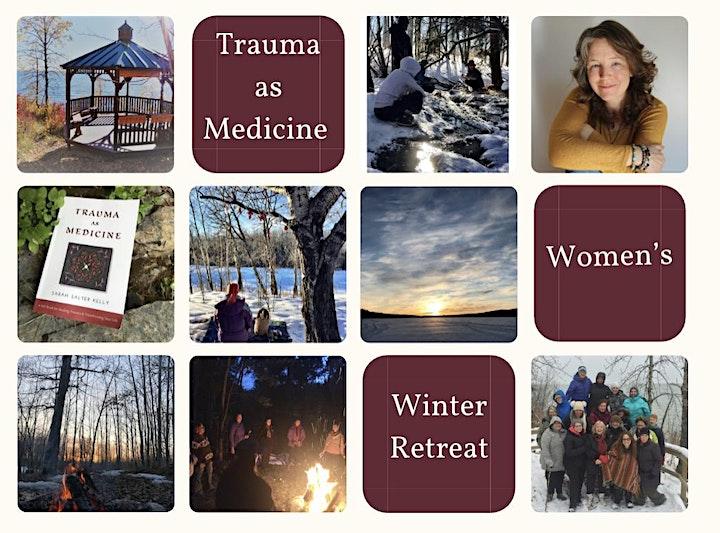 Trauma as Medicine Women's Retreat image