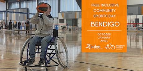 Inclusive Community Sports Day - Bendigo tickets