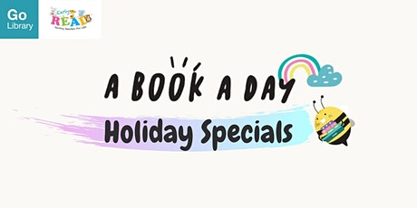 A Book A Day Holiday Specials: It's Time To Play! | Early Read tickets