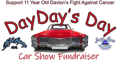 DayDay's Day Carshow Fundraiser tickets