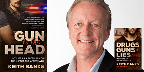 FrankTALK with Keith Banks tickets