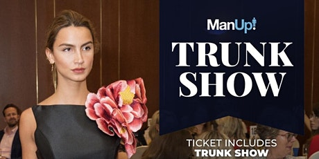 ManUp! Trunk Show 2021 tickets