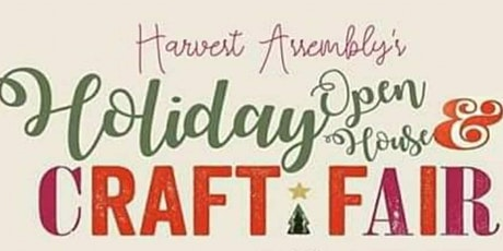 Harvest Holiday Open House and Craft Fair tickets