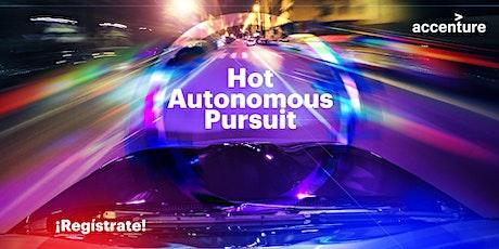 Reto Hot Autonomous Pursuit entradas