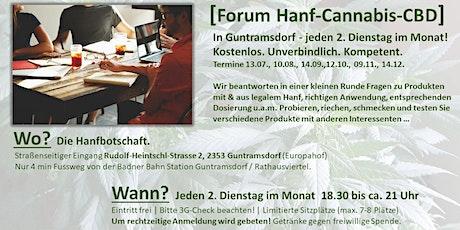[Forum Hanf-Cannabis-CBD] tickets