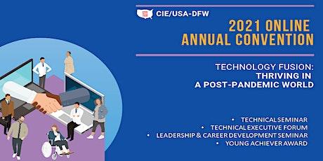 2021 CIE/USA-DFW  Leadership and Career Development Seminar tickets