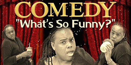 Tyrus Tillman Live: What's So Funny? Comedy Show tickets