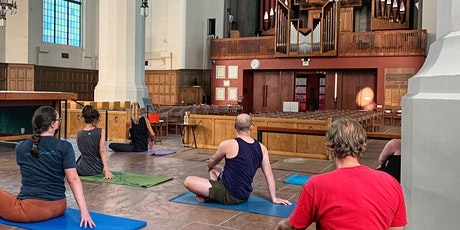 Cathedral Yoga at Saint Marks with Irene (pay what you can) tickets
