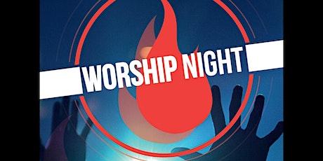 Worship Night  in der Stadthalle Göppingen am 26. September 2021 Tickets