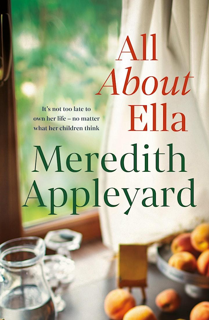 Meredith Appleyard : Q&A Author Talk image