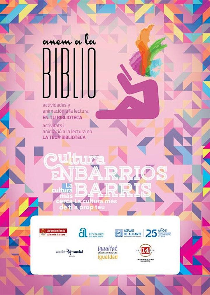Imagen de Pampol Teatre  ABUELOS (ANEM A LA BIBLIO) Teatro Títeres