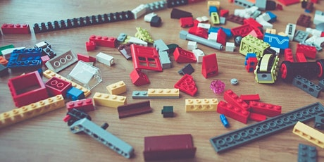 LEGO Drop-in Session @ Cultural Centre Library tickets
