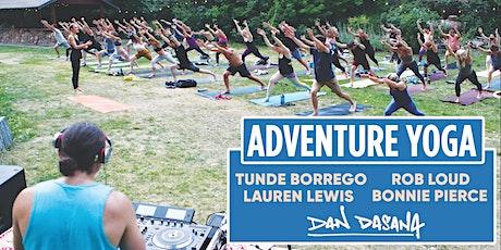 Adventure Yoga tickets