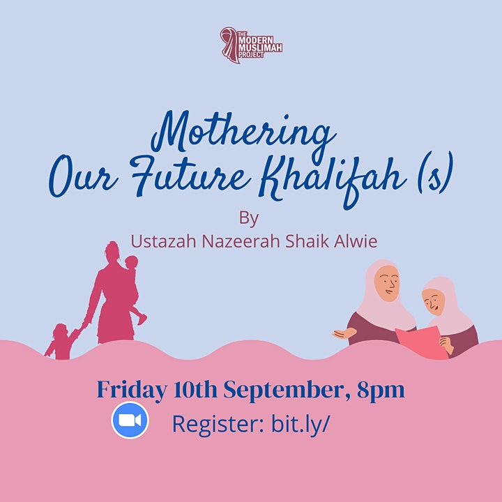 Mothering  Our Future Khalifah (s) image