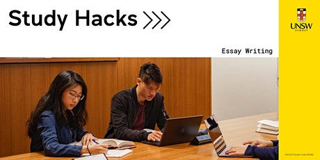 Study Hacks: Essay writing tickets