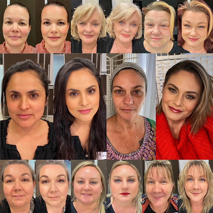 Pottsville & Surrounds Makeup Masterclass image