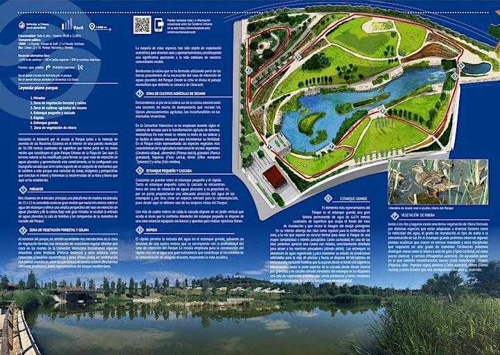 Imagen de Conoce El parque inundable LA MARJAL (VISUALCBARRIS) Proyección&Debate