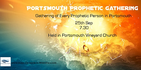 Portsmouth Prophetic Gathering tickets