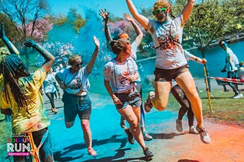 Student Colour Run Liverpool, May 2022 tickets