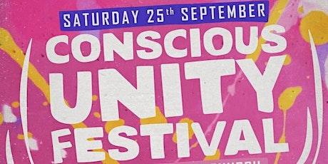 Conscious Unity Festival tickets