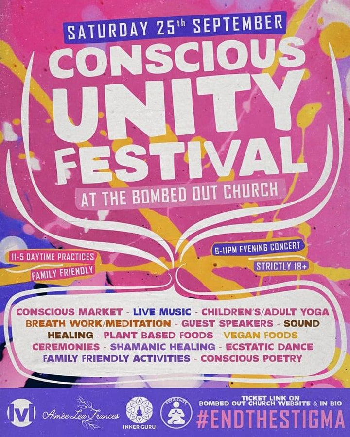 Conscious Unity Festival image