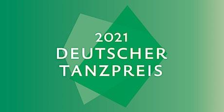 Deutscher Tanzpreis 2021 Tickets