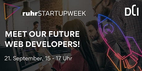 Meet our Future Web Developers! Tickets