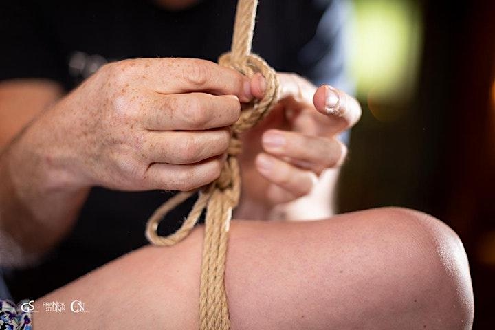 Afbeelding van SHIBARI - workshop beginners DEEL 1 - atelier pour débutants  1 - Ruisbroek